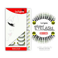 Профессиональный набор ресниц 10 пар - Make Up Me LashPro ML220 - ML220