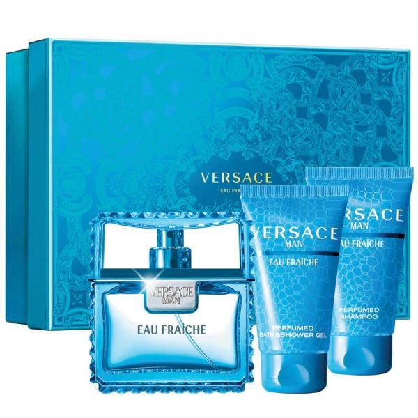 Набор Versace Man Eau Fraiche