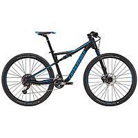 "Велосипед 29"" Cannondale Scalpel SI 5 2017 BLK черный"