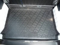 Коврик в багажник Citroen Berlingo 96- (пассажир)  Lada Locer (Локер)