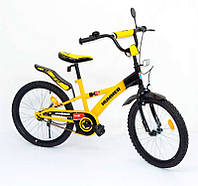 """Велосипед 2-х колёсный 20"""" 112002 (1) Хаммер, со звонком"""