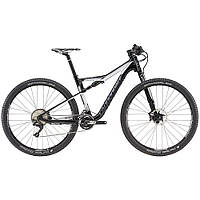 "Велосипед 29"" Cannondale SCALPEL SI 4 Crb 2017 SLV серый"