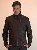 Куртка мужская из экокожи OS