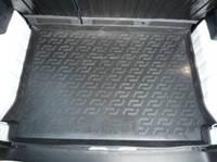 Коврик в багажник Citroen Berlingo 08-/Peugeot Partner Tepee (пассажир) Lada Locer (Локер)