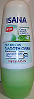 ISANA Deo Roll-On Smooth Care 24 h/50 ml