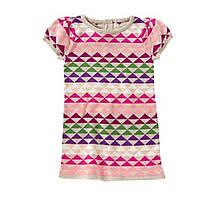 Платье-сарафан для девочки 2, 3, 4 года Geo Sweater Dress Crazy8 (США)