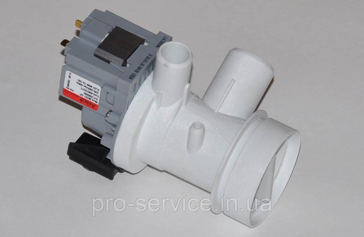 Насос в сборе 8996454307803 для стиральных машин AEG