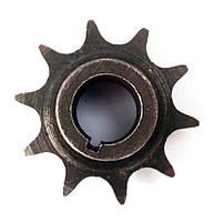 Звезда передняя 10 зубов Д-6, Д-8 (Дырчик)