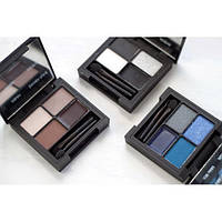 Набор из теней и подводки - Sleek I Quad Eyeshadow Palette & Eyeliner Palette Midnight Blues # 96113233 - 96113233