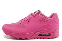 Женские кроссовки Nike Air Max 90 Hyperfuse Pink