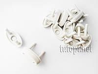 Заглушка для розетки белая (25шт)