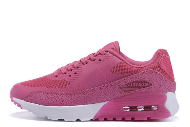 Женские кроссовки Nike Air Max 90 HyperLite Pink, фото 1