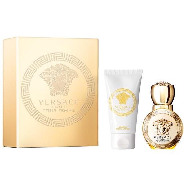 Набор Versace Eros Pour Femme
