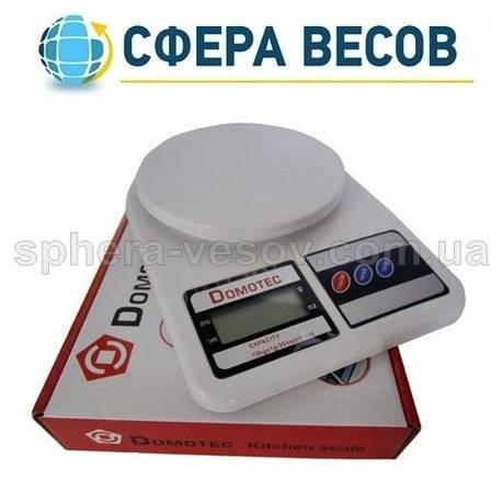 Весы кухонные Domotec (10 кг), фото 2