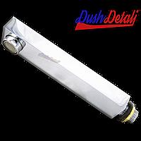 Налив воды настенный, кводратный, для настенной установки ( АВ 6813 ) для душевых кабин и настенного монтажа