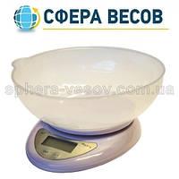 Весы кухонные с чашей B05 (5 кг)