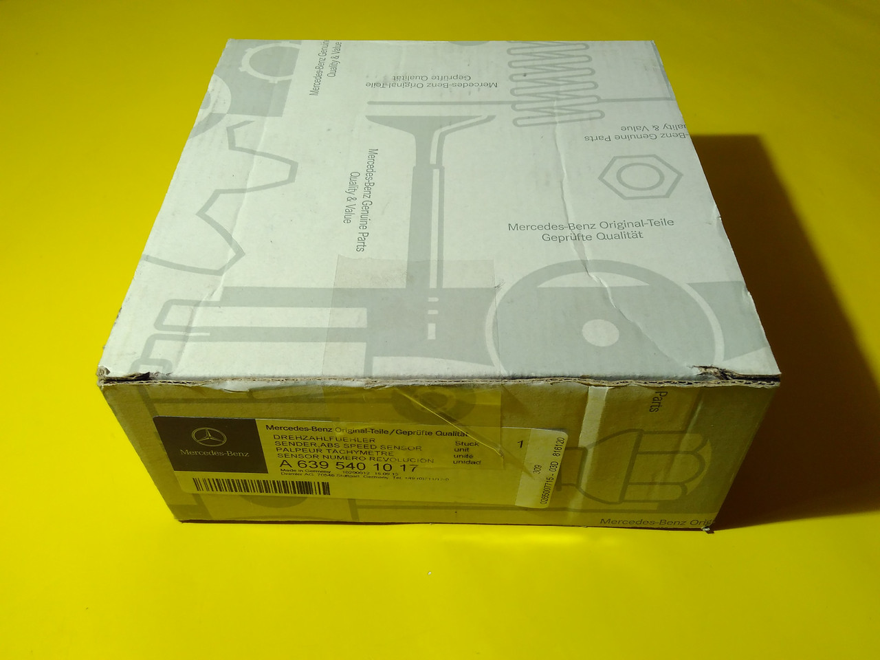 Датчик частоты вращения колеса ABS Mercedes w639/636 A6395401017 Mercedes - NATA4KU.COM в Одессе