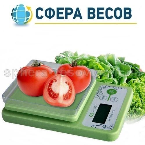 Весы кухонные QZ-160 (10 кг)