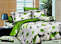 Полуторный набор постельного белья Ранфорс platinum №2015