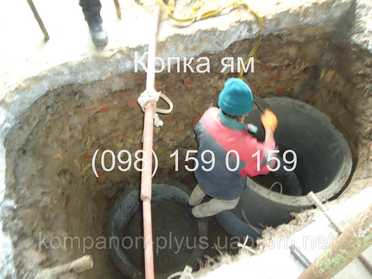 Ручные земляные работы Землеройные работы вручную Ручная копка, рытье траншей Копание ям
