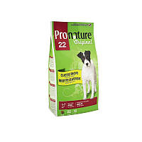 Корм 6 кг с ягненком сухой для собак Pronature Original (Пронатюр Ориджинал)
