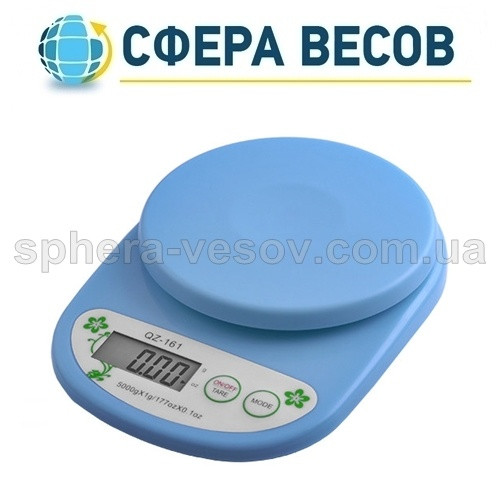 Весы кухонные QZ-161 (5 кг)