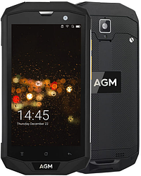 AGM A8 4/64 Gb Black
