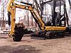 Услуги экскаватора Caterpillar 301.7