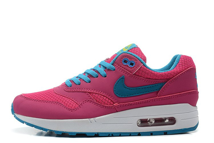 c34c6135 Женские кроссовки Nike Air Max 87 Raspberry Red Blue: продажа, цена ...