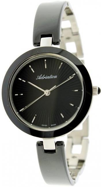 Часы Adriatica ADR 3411.E114Q кварц.Ceramic