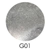 Зеркальный глиттер Adore 2,5 г №G01
