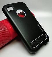 """Чехол задняя накладка """"motomo"""" для iPhone 4 / 4S"""
