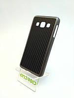 Бампер карбон на Samsung A300 для мобильного телефона.