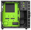 """Корпус Sharkoon VG4-W Green """"Over-Stock"""", фото 4"""