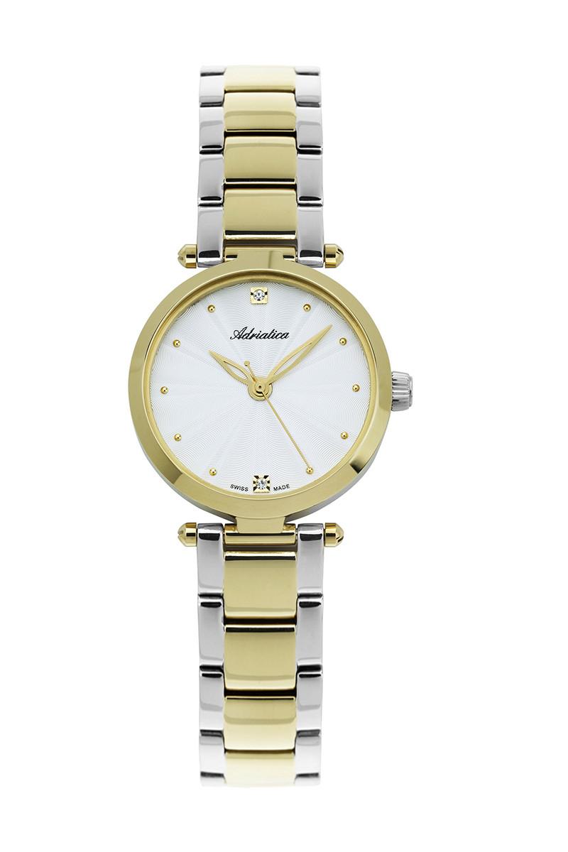 Часы Adriatica ADR 3423.2143Q кварц. браслет