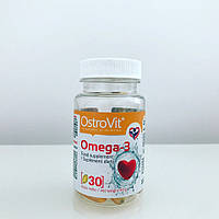 OstroVit Omega-3 30 caps