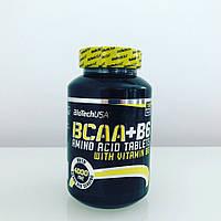 BioTech BCAA+B6 100 tab