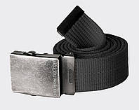 Ремень Helikon-Tex® CANVAS Belt - Черный