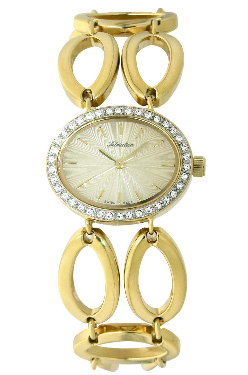 Часы Adriatica ADR 3559.1111QZ кварц. браслет