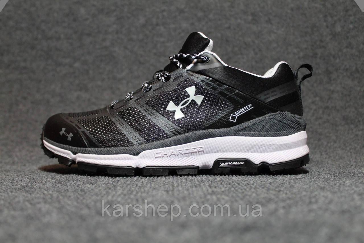 Черные кроссовки Under Armour.копия