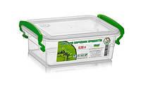 Пластиковый пищевой контейнер 0.55 литра