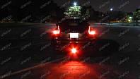 Nissan Juke 2011-14 диодный стоп фонарь в задний бампер Новый