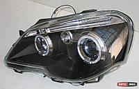 Передние фары Volkswagen Polo 2005-2009