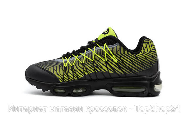 "Кроссовки мужские  Nike Air Max 95 ""Ultra Jacquard"""