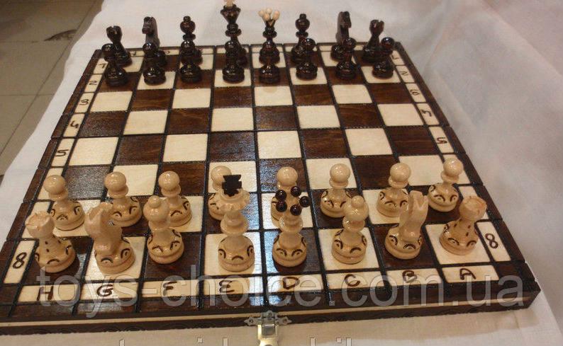 Шахматы Сувенирные 35 См Польша