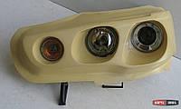 Передние фары Mitsubishi Lancer 2009+