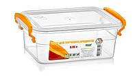 Пластиковый пищевой контейнер 0.95 литра
