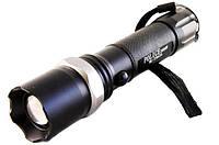 Фонарик для ночной рыбалки BL 8629 синий свет. Роспродажа, фото 1