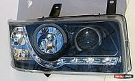 Передние фары Volkswagen Transporter 1991-1998