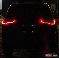 Задние фонари Mitsubishi Pajero 2012+